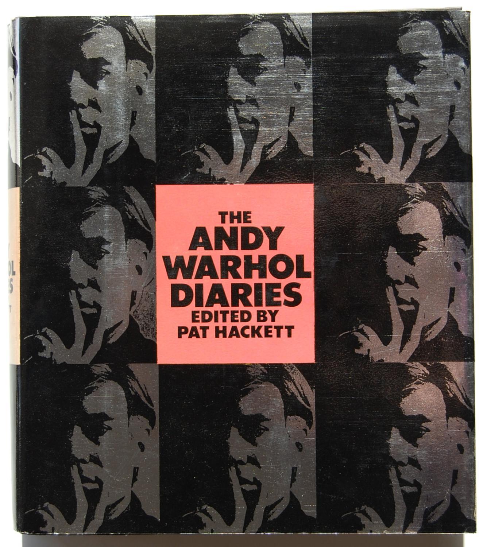 the andy warhol diaries warhol andy hackett pat
