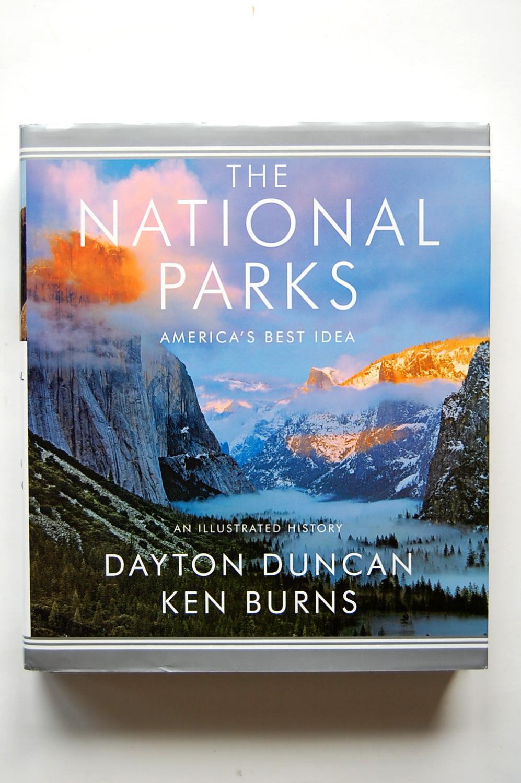 The National Parks Burns, Ken; Dayton Duncan Fine Hardcover