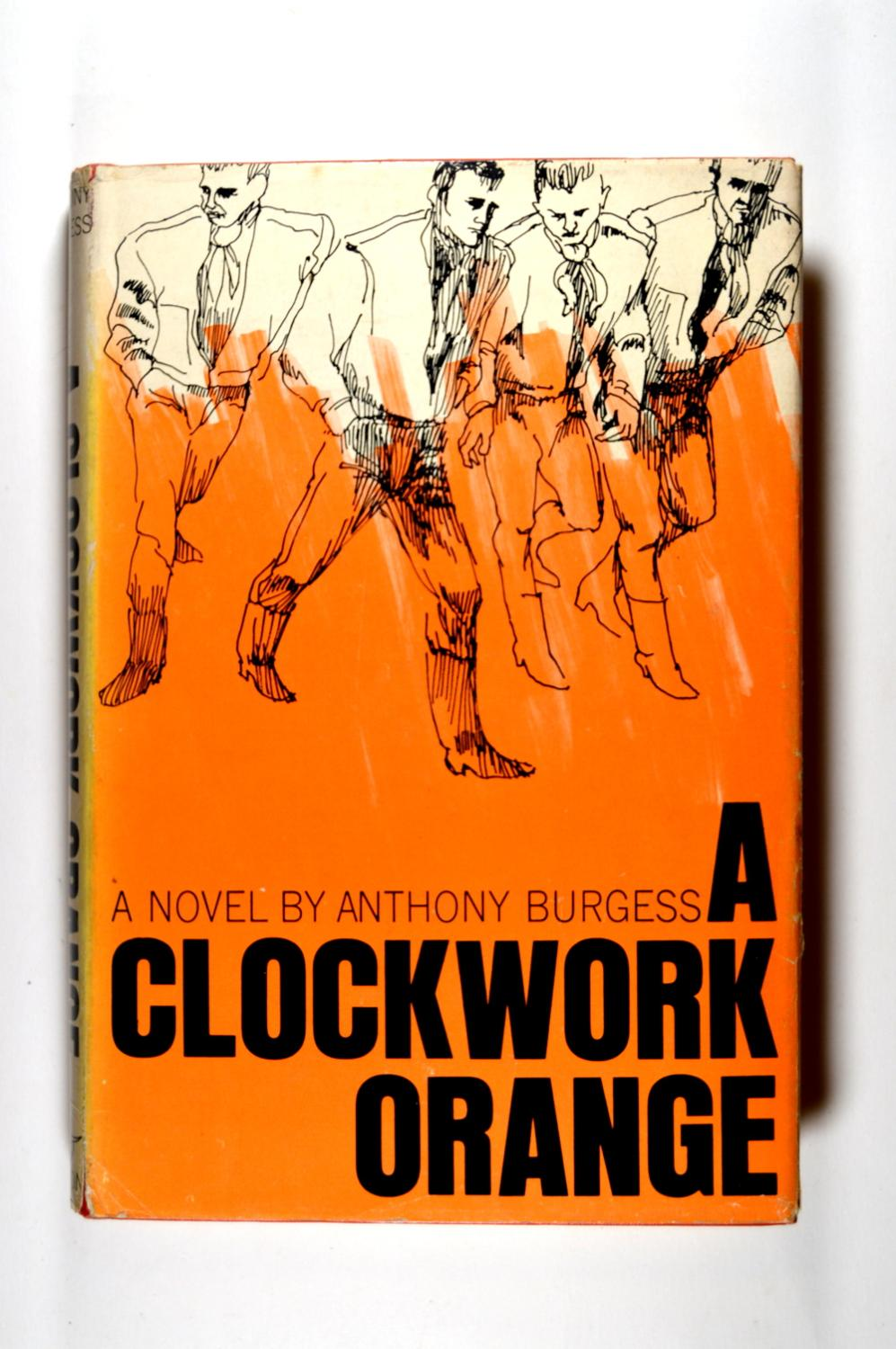 an analysis of anthony burgesss views in a clockwork orange In anthony burgess s a clockwork orange, burgess creates a gloomy future full of violence, rape and destruction in this dystopian novel, burgess does a fantastic job of constantly changing the readers allegiance toward.