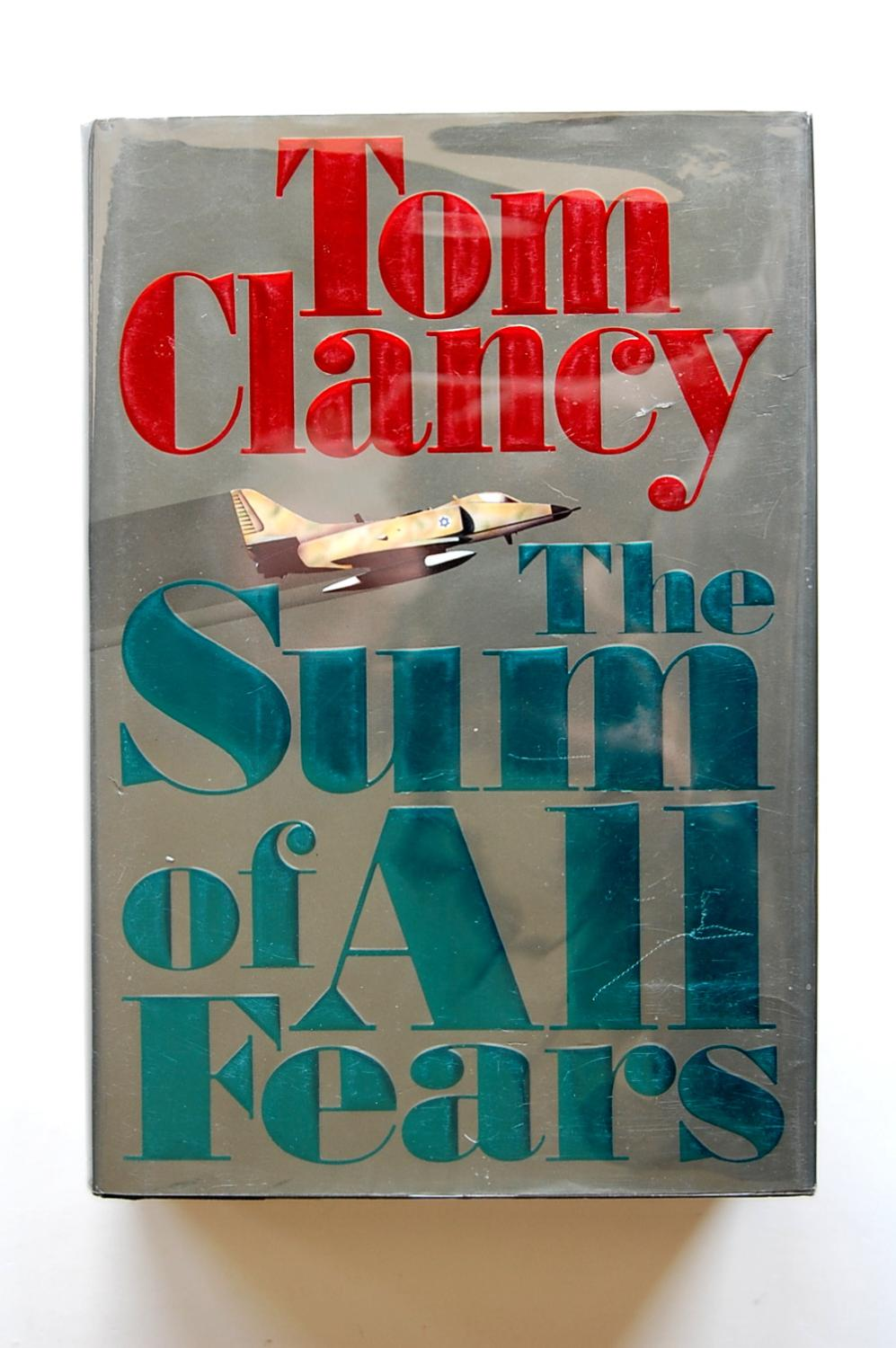 The Sum of All Fears Clancy, Tom
