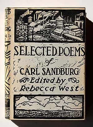 Selected Poems of Carl Sandburg: Sandburg, Carl; Rebecca