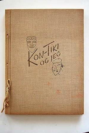 Kon-Tiki og Jeg: Hesselberg, Erik