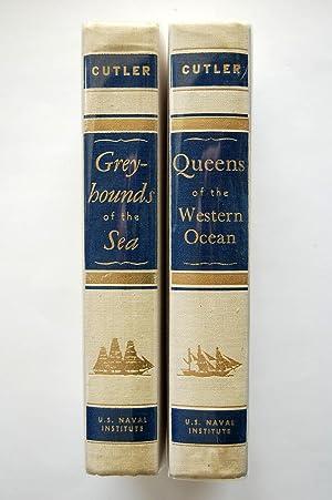 Queens of the Western Ocean - Greyhounds: Cutler, Carl C.