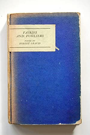 Fairies and Fusiliers: Graves, Robert