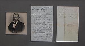 Executive order - John A. Rawlins: Grant, Ulysses S.