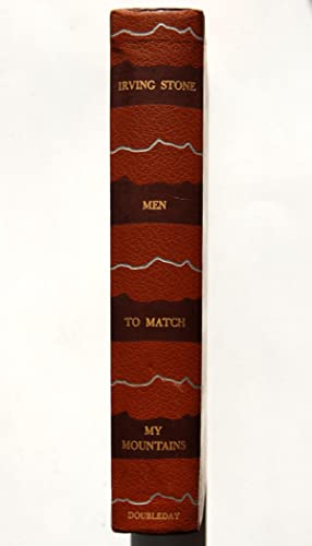 Men to Match My Mountain: The Opening: Stone, Irving