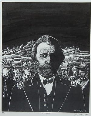 Illustration - Ulysses S. Grant: Grant, Ulysses S.;