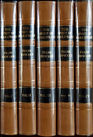 The Spirit of the Plays of Shakespeare,: Shakespeare, William; Frank