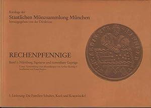 Rechenpfennige, Bd. 1. Nürnberg, Lfg. 1: Die: Stalzer, Franz: