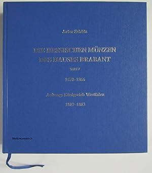 Die hessischen Münzen des Hauses Brabant, Teil IV: Hessen-Kassel 1670-1866, Königreich ...