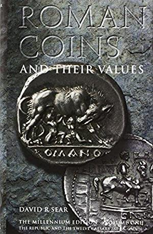 Roman Coins and Their Values: Republic and: Sear, David R.: