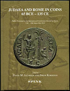 Judaea and Rome in Coins 65 BCE - 135 CE, papers presented at the International Conference Hosted ...