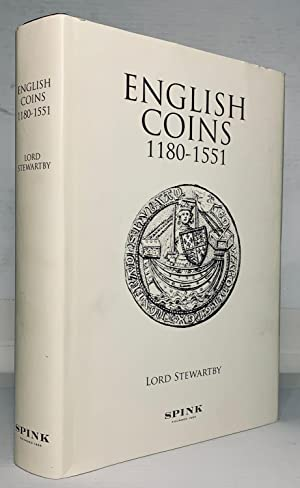English Coins 1180-1551: Stewartby, Ian Lord