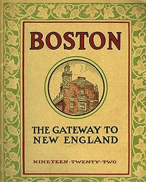 Boston. Gateway to New England