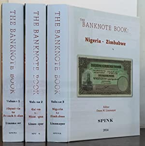 Banknote Book: Volumes 1-3