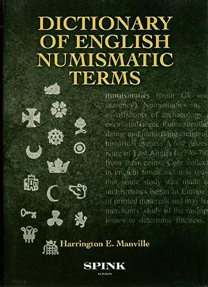 Encyclopedia of British Numismatics, Vol. 5. Dictionary: Manville, Harrington E.