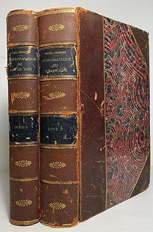 Traité de numismatique du moyen age: Tomes 1-2 AND Traité de numismatique moderne et ...