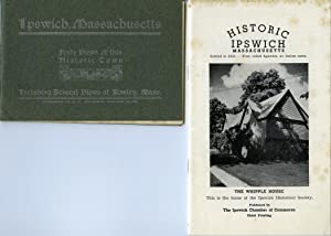 Historic Ipswich Massachusetts AND Ipswich, Massachusetts: Forty Views of This Historic Town Incl...