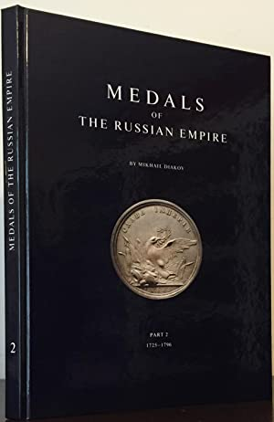 MEDALS OF THE RUSSIAN EMPIRE. PART 2, 1725-1796