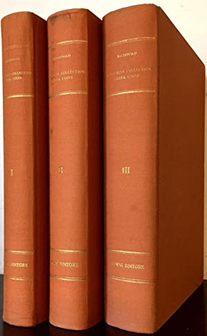 Catalogue of the Greek Coins in the Hunterian Collection, University of Glasgow. 3 Volumes: ...