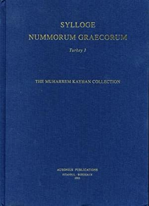Sylloge Nummorum Graecorum Turkey 1. The Muharrem Kayhan Collection, 2015