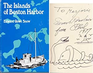 THE ISLANDS OF BOSTON HARBOR: Snow, Edward Rowe: