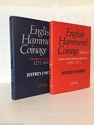 English Hammered Coinage, two volumes complete: Volume I: Early Anglo-Saxon to Henry III c600-127...