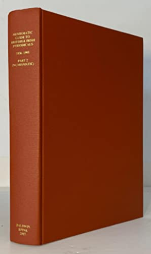 Encyclopedia of British Numismatics, Vol. 2. Part: Manville, Harrington: