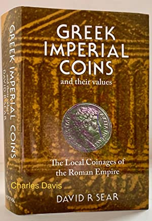 Greek Imperial Coins and Values. The Local Coinages of the Roman Empire