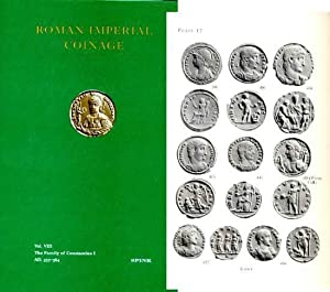 Roman Imperial Coinage 8. The Family of Constantine. 2nd & Best Edition: Kent, John