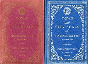 TOWN AND CITY SEALS OF MASSACHUSETTS,