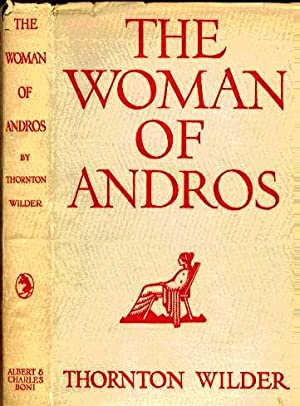 THE WOMAN OF ANDROS: Wilder, Thornton