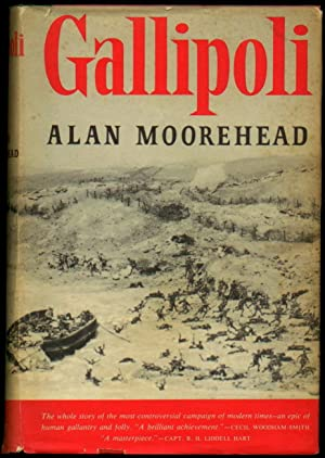 GALLIPOLI: Moorehead, Alan