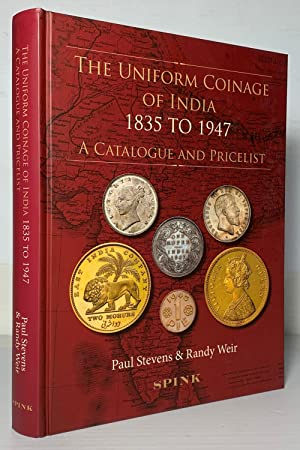 The Uniform Coinage of India 1835 to 1947