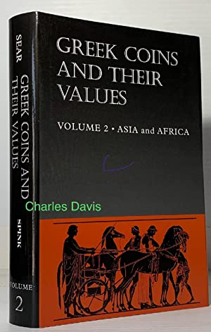 Greek Coins and Their Values, Volume 2, Asia and Africa
