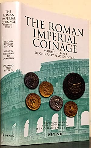 Roman Imperial Coinage II. Part 1. New Revised Edition