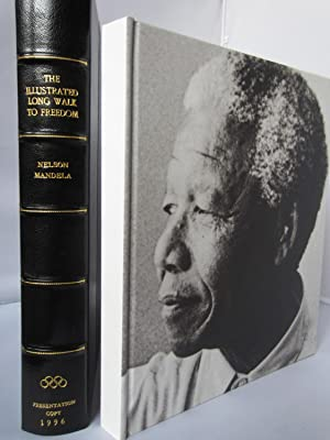 The Illustrated Long Walk To Freedom, first: Mandela, Nelson