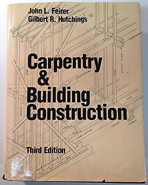 Carpentry and Building Construction: John L. Feirer,