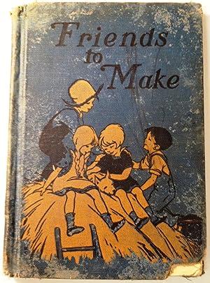 Friends To Make: Mathilde C. Gecks,