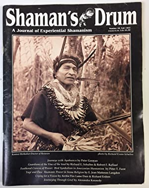 Shaman's Drum - A Journal Of Experiential: Timothy White