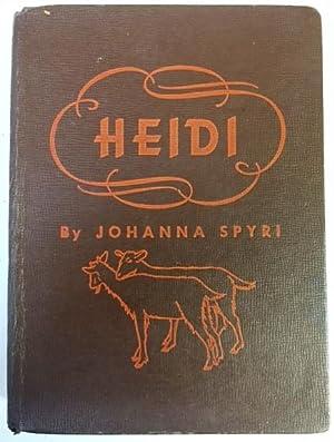 Heidi: Johanna Spyri