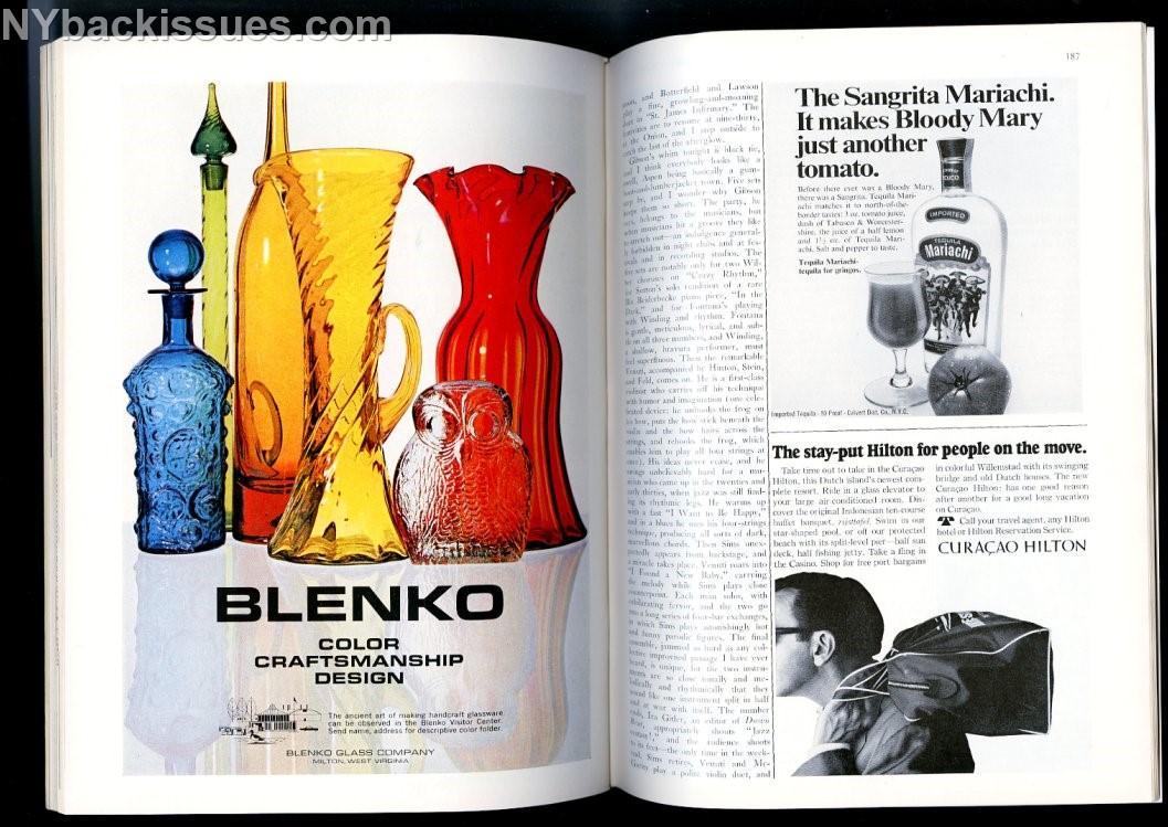 New Yorker magazine October 18 1969