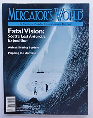 Mercator's World, vol. 2, no. 6, November/December 1997