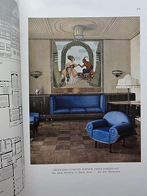 MODERNE BAUFORMEN Monatshefte für Architektur und Raumkunst Herausgegeben von Dr. C. H. Baer. ...