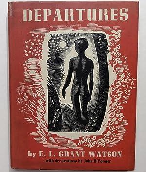 Departures: E. L. Grant Watson