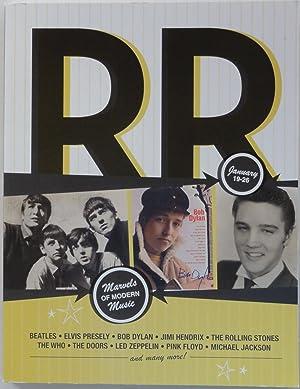 RR Auction Monthly Autograph Auction: Marvels of: RR Auction