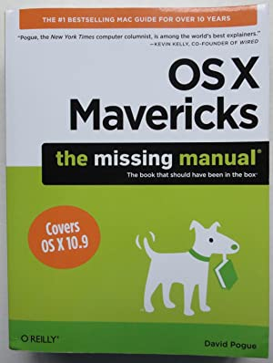 OS X Mavericks (The Missing Manual)