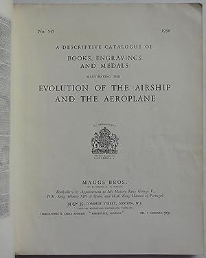 Maggs Bros. Catalogue No. 545: A Descriptive: Maggs Bros.