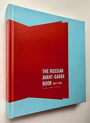 The Russian Avant-Garde Book, 1910-1934: Margit Rowell; Deborah
