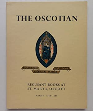 The Oscotian: Recusant Books at St. Mary's, Oscott. 3 vols.